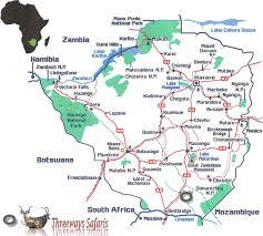 Zimbabwe Map Threeways Safaris Zimbabwe U2014 African Hunting Safaris In Zimbabwe