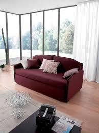 sofa bed contemporary linen 2 seater bridge 868 altrenotti