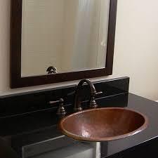 Hammered Copper Bathroom Sink 53 Best Copper Bath Sinks Images On Pinterest Copper Bathroom