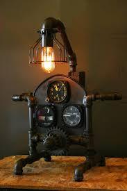 steampunk lighting machine age lamp steampunk lighting 57 sold a