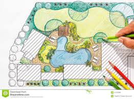 landscape architecture backyard design home design ideas