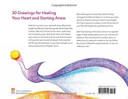 healing hearts coloring book letting starting