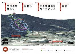 Green Circle Trail Map Maydena Bike Park Another Step Closer