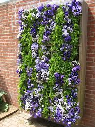 Vertical Garden Blanket Extreme Vertical Gardening Rotary Botanical Gardens