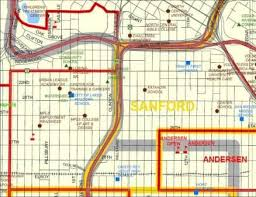 map mn minnesota district maps 2015