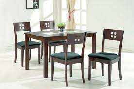 Glass And Wood Dining Tables Wood And Glass Top Modern Furniture Table Set Modern Wood