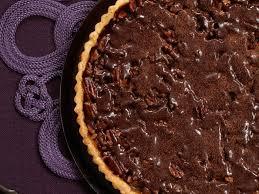 wine chocolate chocolate pecan tart recipe lydie marshall food wine
