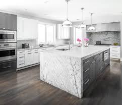 papier peint cuisine gris cuisine couleur gris perle 4 indogate papier peint cuisine gris