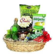 margarita gift basket tequila gift basket