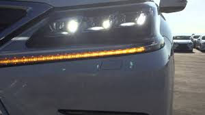 lexus headlight wallpaper 2016 lexus lx 570 led lighting youtube