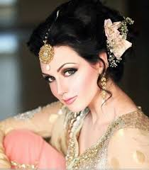 indian bridal hairstyle sensual ways to look slim in your bridal attire at your wedding