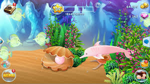 fish paradise grow and breed android apps on google play