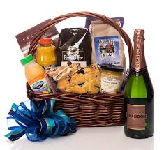 virginia gift baskets the most mimosa breakfast gift basket san francisco gift baskets