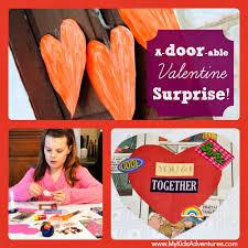 valentines door decorations how to make door decorations for a my kids