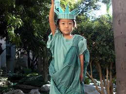 Statue Liberty Halloween Costume 7 Super Easy Totally Awesome Diy Halloween Costumes Kids