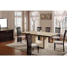 marble dining table rooms to go marble dining room sets