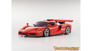 ferrari supercar concept kyosho mini z mr03 sports 2 ferrari enzo gt concept red w mm kt19
