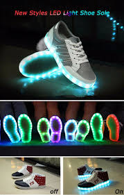 light up sole shoes simulation led light up rubber sole safety shoes light buy various