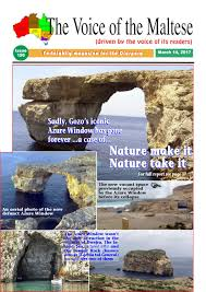 azure window colapse the voice of the maltese no 150 by the voice of the maltese issuu