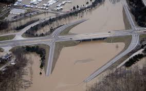 Flooding Missouri Map Missouri Residents Tally Flood Damage Al Jazeera America