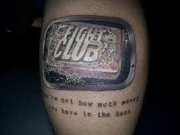 fight club soap the cult