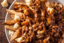 poutine cuisine poutine beef gravy cheese curds recipe chowhound