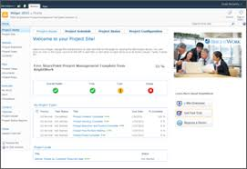 free sharepoint project management templates extend out of the