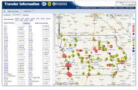 road map of iowa usa popular 182 list iowa road conditions map