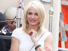 cameron diaz hair cut inthe other woman reitman eyes diaz sandler for next film diaz film layered
