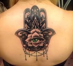 33 hamsa tattoos with spiritual connections tattoos win