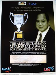 Seeking Awards Fil Am Federation Seeking Community Service Awards Nominees