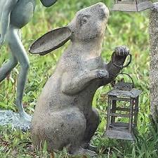 fiberglass lantern animals statues lawn ornaments ebay