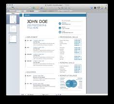 downloadable resume templates for mac instant download resume