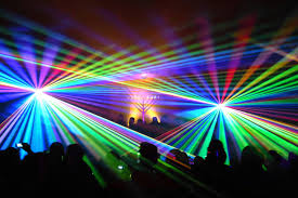 festival of laser lights show community center of