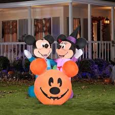 Mickey Mouse Barn Mickey Mouse Halloween Decorations Wooden Halloween Decorations