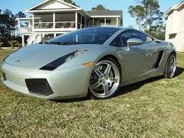 used 2004 lamborghini gallardo for sale sell used 2004 lamborghini gallardo e gear 15k wheels fabspeed