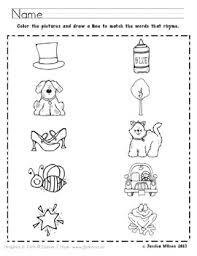 free rhyming worksheets worksheets releaseboard free printable