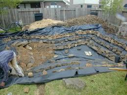 garden pond construction and design backyard koi plus 2017