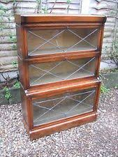 Lawyers Bookcase Barristers Bookcase Ebay