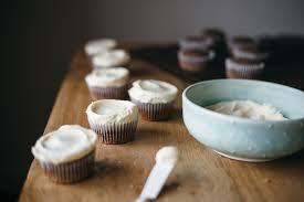 sesame cupcakes black sesame cupcakes molly yeh