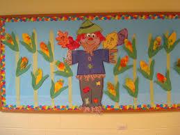 trinity preschool mount prospect fall scarecrow bulletin board