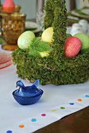 Easter Table Decorations by Thrifty Table Setting Ideas For Easter