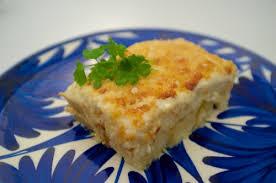 cuisiner la morue à la portugaise avec l hiver vient l envie de morue salée ici dans une recette