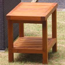 Black Wicker Furniture Square Corner Teak Bench For Outdoor Aside Black Wicker Furniture