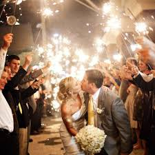 sparklers for weddings a wedding sparkler send read this day djs