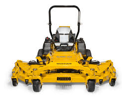 super 104 hustler wide area zero turn riding mowers commercial