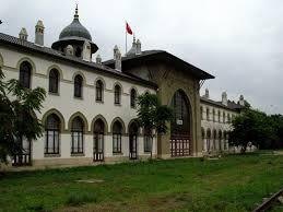 Karaağaç railway station