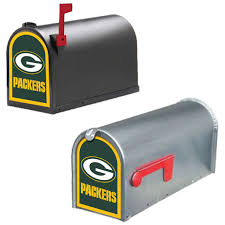 Brick Mailbox Flag Green Bay Packers Mailbox Graphic At The Packers Pro Shop