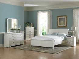 All White Home Interiors Inspirations Bedroom Colors With White Furniture Best Bedroom