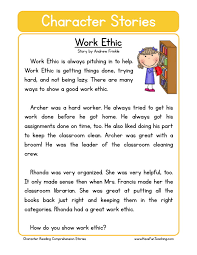 picture comprehension worksheets character reading comprehension worksheets
